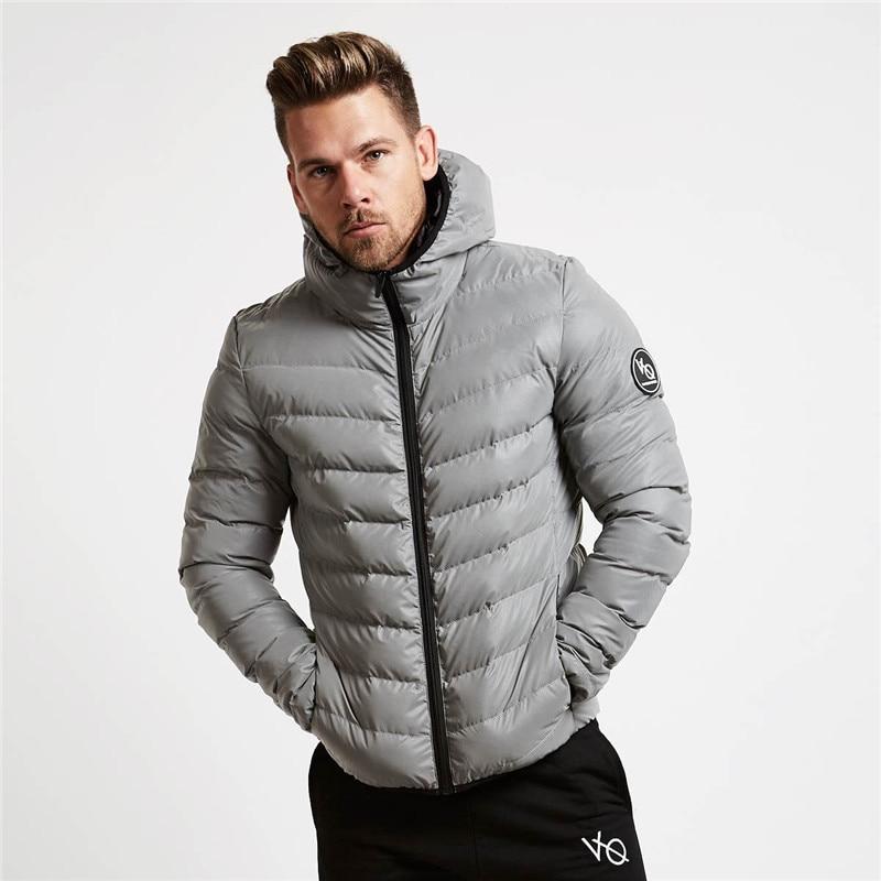 Мужские куртки и парка, плотные повседневные зимние куртки большого размера 5XL, 2018