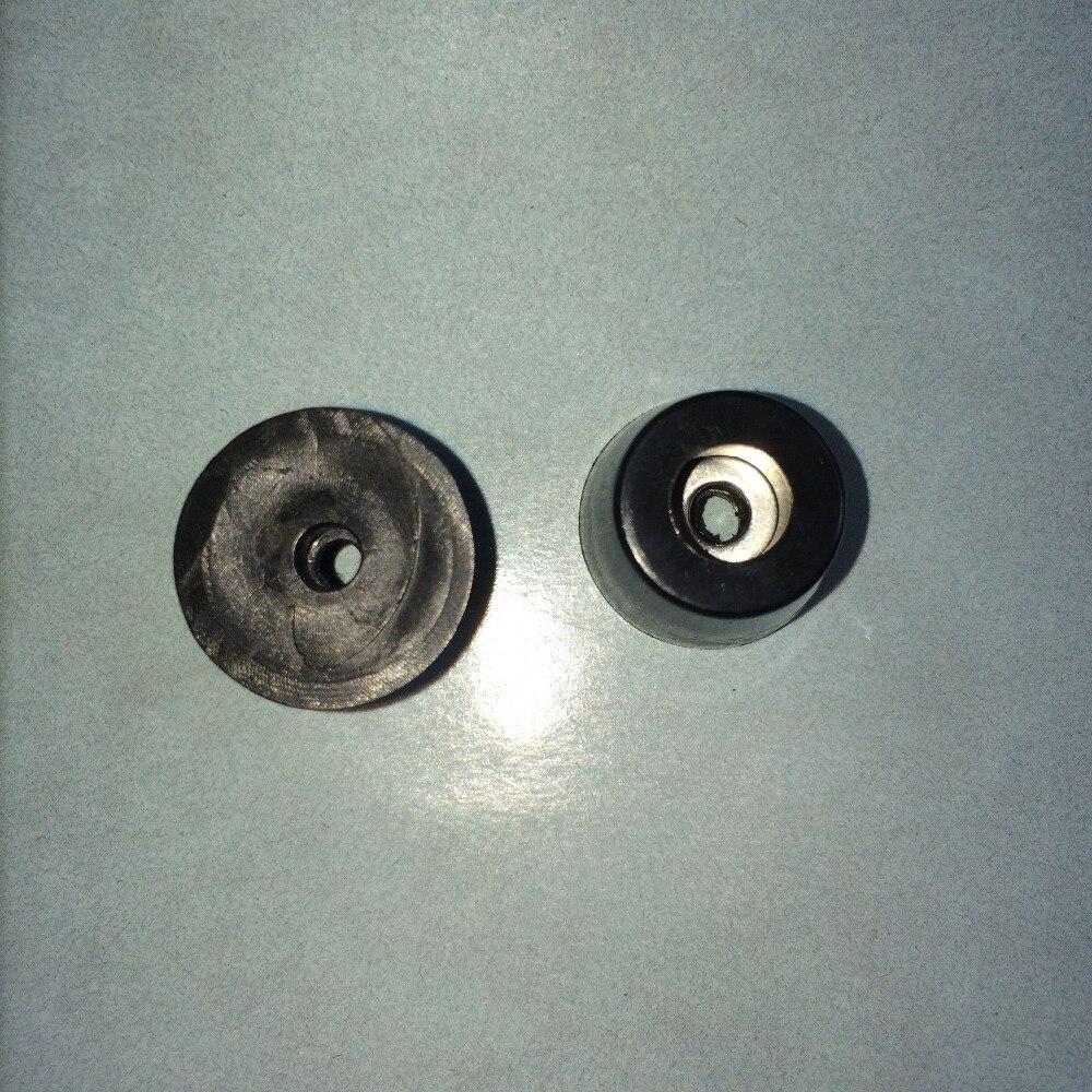 14 мм x 11 9 резиновые черные Нескользящие мебельные колпачки для ножек стола стула