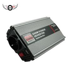 600W European Socket Car power  Inverter , High Quality CE 12v dc to 220v ac Modified Sine wave Power car converter Inverters