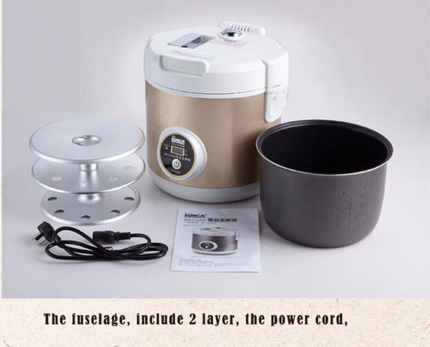 Todo inteligente ajo máquina de zymolysis negro fermento de electrodomésticos de cocina utensilios robóticos SF-G001