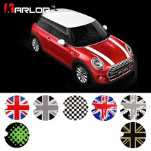 Car Sticker on Car Styling Decoration Fuel Tank Cap Sticker For New Mini Cooper F55 F56 Car Styling