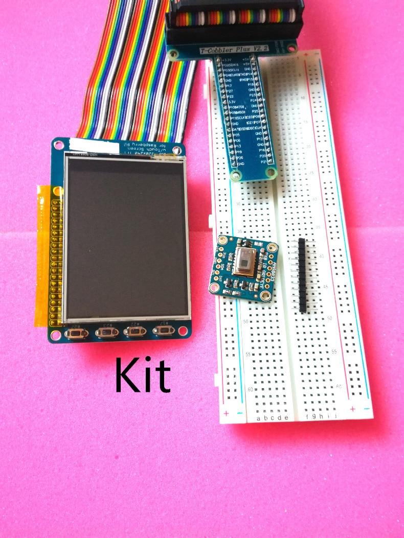 Adafruit AMG8833 IR cámara térmica 8x8 cámara térmica infrarrojos conjunto de un solo módulo de imagen térmica