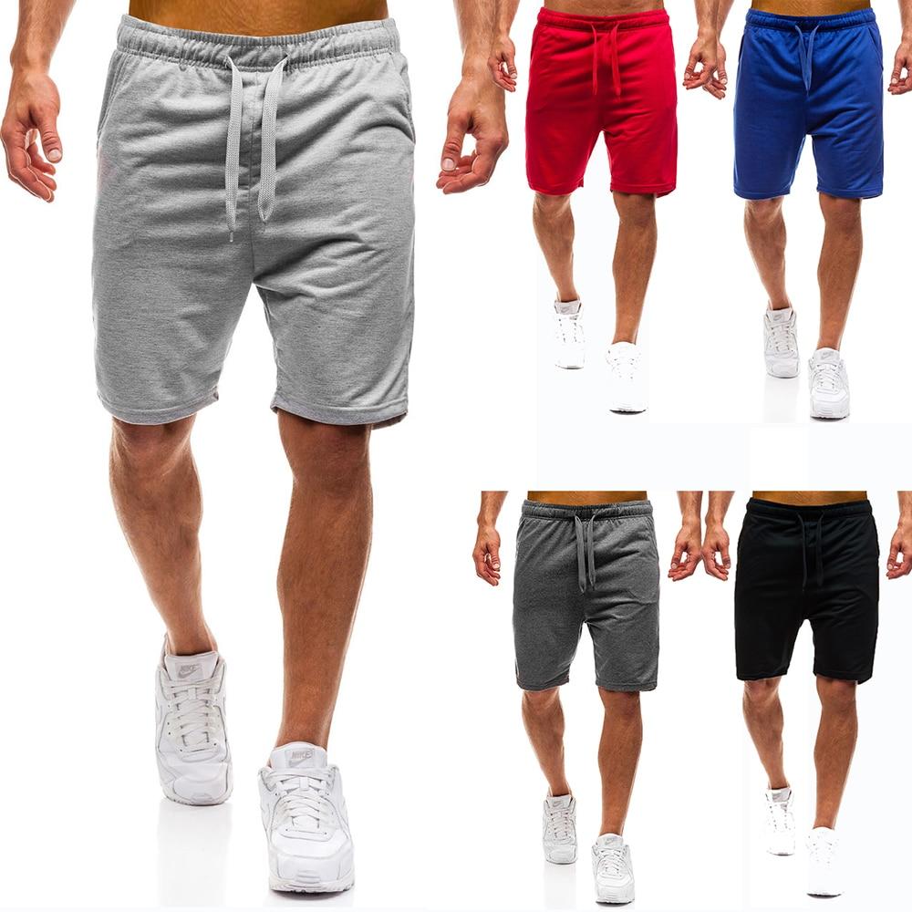 Summer 2019 shorts new fashion casual mens jogging shorts, high quality sports  and
