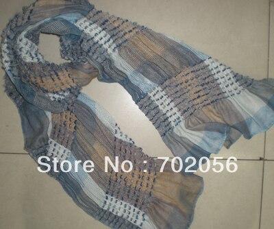 Lady fashion Neck Scarf  Scarves mixed color 12PCS/LOT #2508