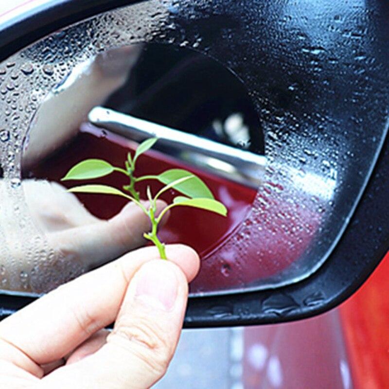 Película de espejo retrovisor de coche anti-niebla y lluvia película para Hyundai ix35 iX45 iX25 i20 i30 Sonata Verna Solaris Elantra acento de Veracruz.