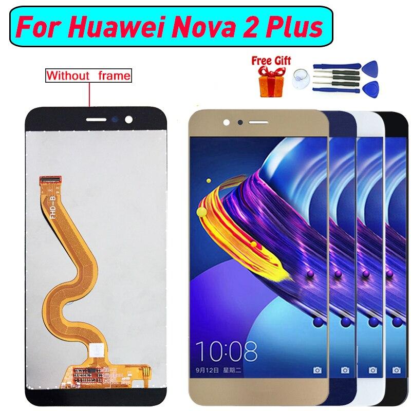 Para Huawei nova 2 plus pantalla LCD reemplazo para Huawei nova 2 plus pantalla lcd módulo completo