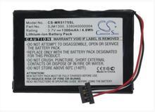 Cameron Sino batería de 1300mAh para MAGELLAN RoadMate 5175-LM 5175TLM 338040000004 SJM1300 GPS batería del navegador