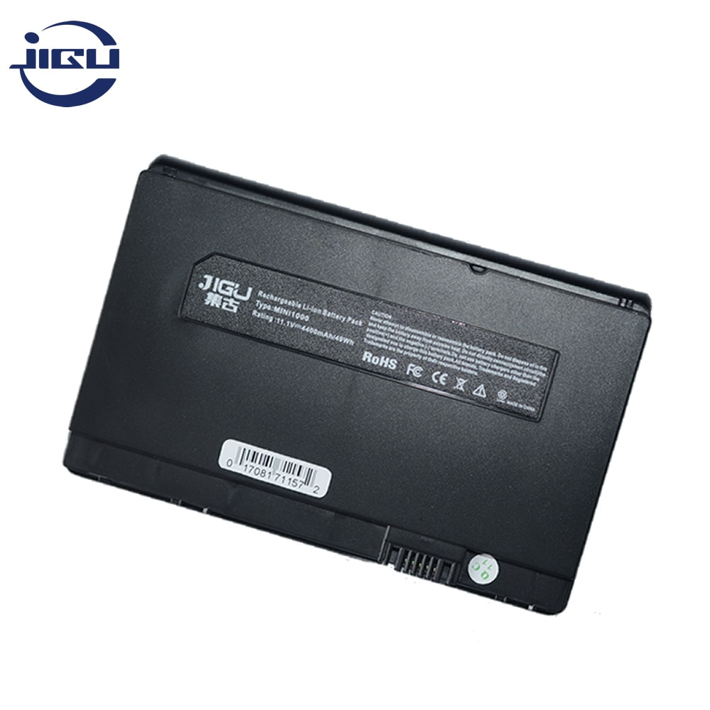 Батарея для ноутбука JIGU HSTNN-157C HSTNN-DB80 HSTNN-XB80 HSTNN-OB81 для Hp Mini 1000 Series Mini 1100 Mini 700