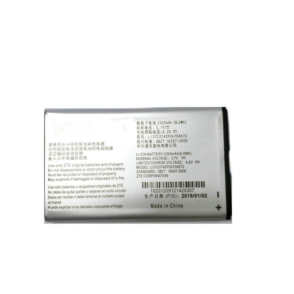 Новинка 2019 Li3723T42P3h704572 2300 мАч аккумуляторная батарея для ZTE MF91 MF90 4G WIFI роутер модем