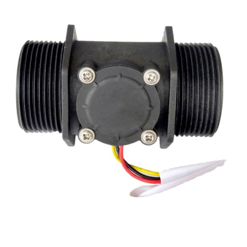 Medidor de flujo de agua Dn40 de 1,5 pulgadas, medidor de flujo de agua, medidor de flujo, Control de flujo, 5 ~ 150L/Min