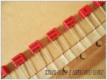10PCS/50PCS WIMA FKP2 680pF 100V 100 v680pf 5% folie film kondensator 0,68 nF 681