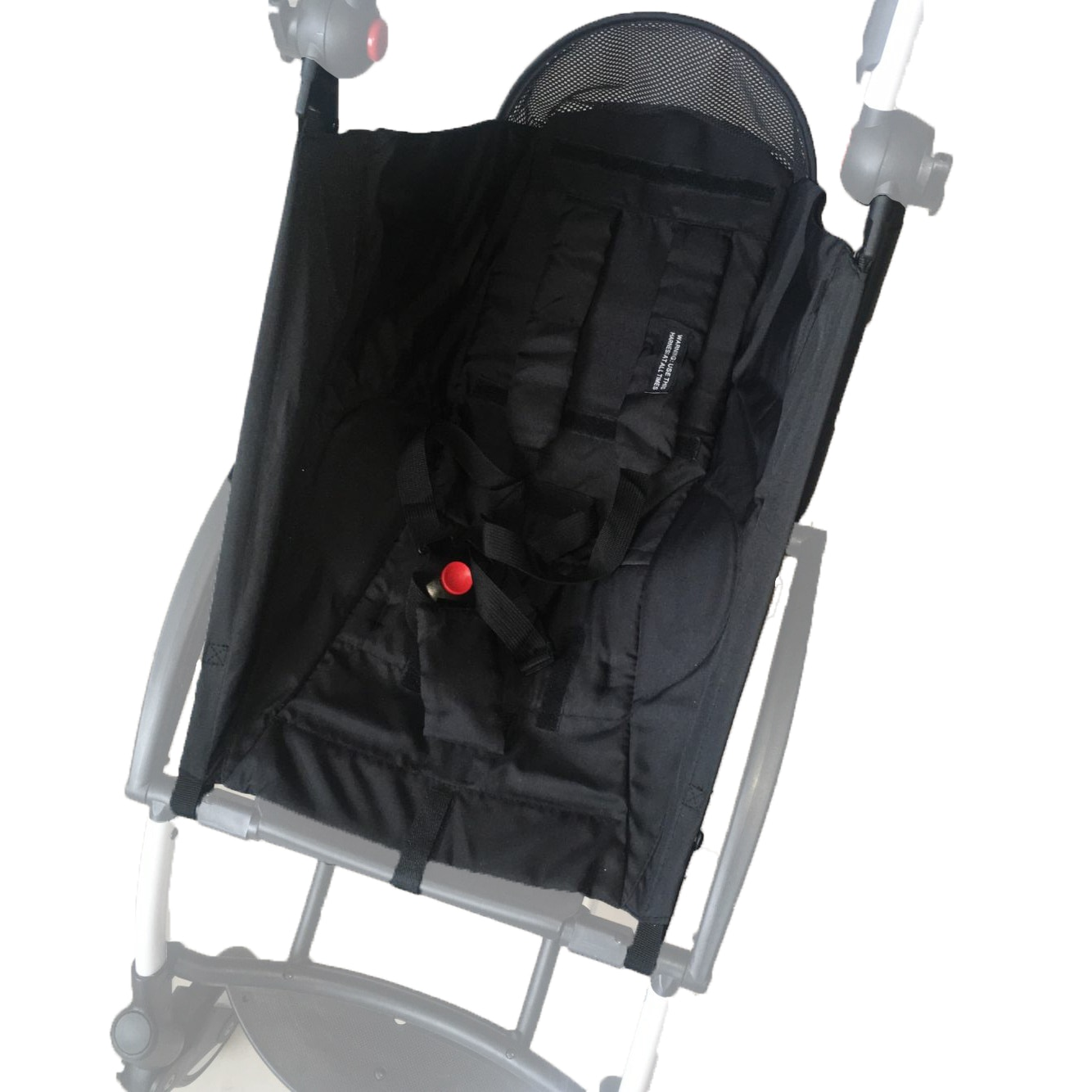 الأصلي يويو 175 درجة وسادة Brethable القماش الكتان المواد ل Yoya Babythrone Babytime Sroller الطفل عربة اكسسوارات