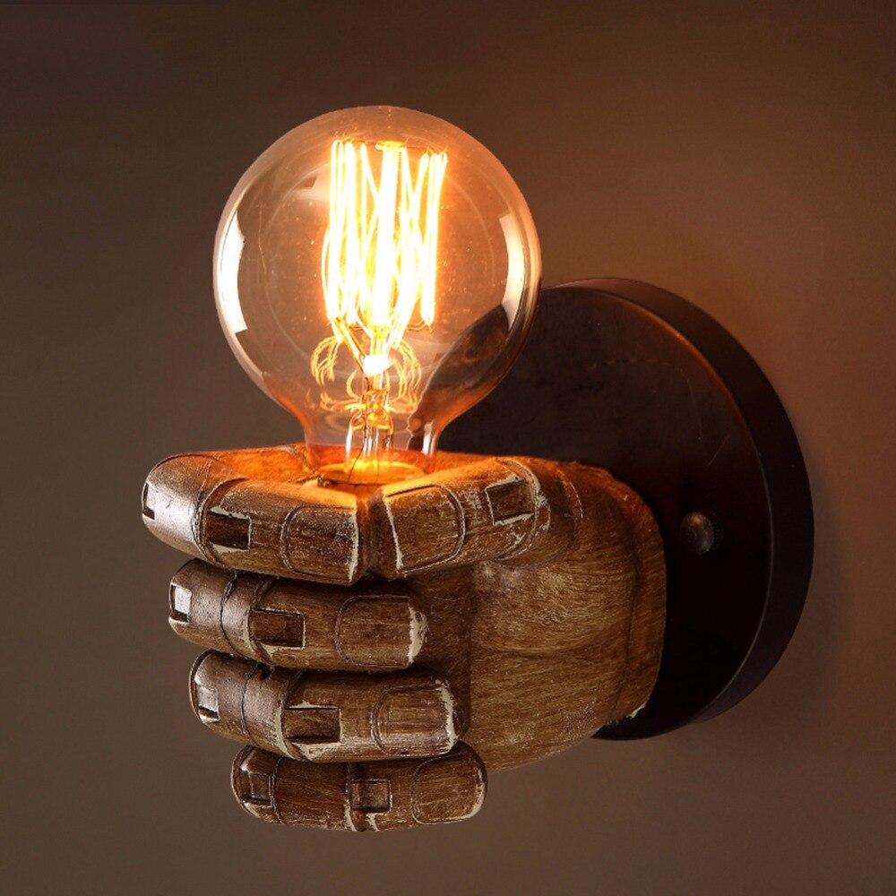 Lámpara De Pared Vintage Loft, Apliques De Pared industriales, Apliques De Pared...