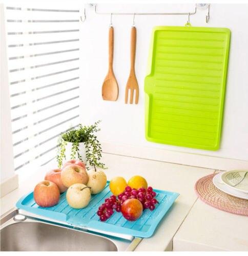 Entwässerung schüssel halter Küche Lagerung Teller Tasse Trocknen Rack Halter Organizer Abtropffläche Trockner Tablett Geschirr Wasser Ablassen Werkzeug