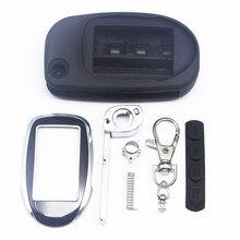 Coque pour Scher-Khan Magicar   7 8 9 10, coque et porte-clés à lame pliable, couvercle de voiture pliable M7 M9, télécommande + porte-clé en verre