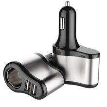 Dual USB Elektronische Zigarette Leichter Auto Leichter Ladegerät Buchse Splitter Adapter 3,1 EIN Ladegerät für iPhone Telefon 12V-24V