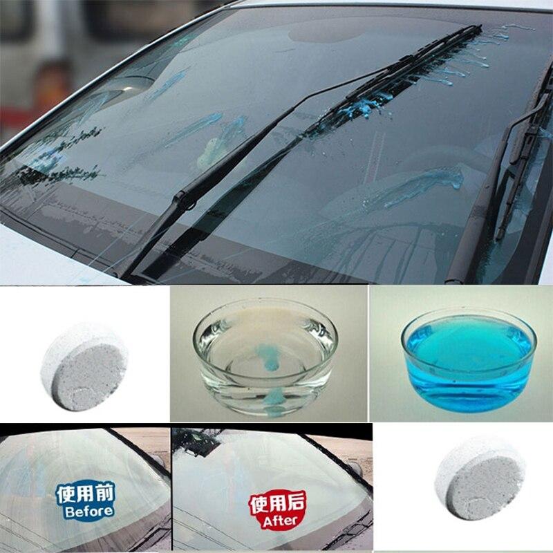 1 Uds = 4L Carro de agua de limpiaparabrisas bien ventana limpia para Audi A3 A6 C5 C6 VW Polo Toyota Corolla Renault Dacia Duster Lada Vesta