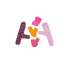 Accessoires pour espagne poupée Nenuco 17 pouces notre génération chaussettes 3 pièces originales & collants 2 pièces bon élastique pour poupée Nenuco 41CM