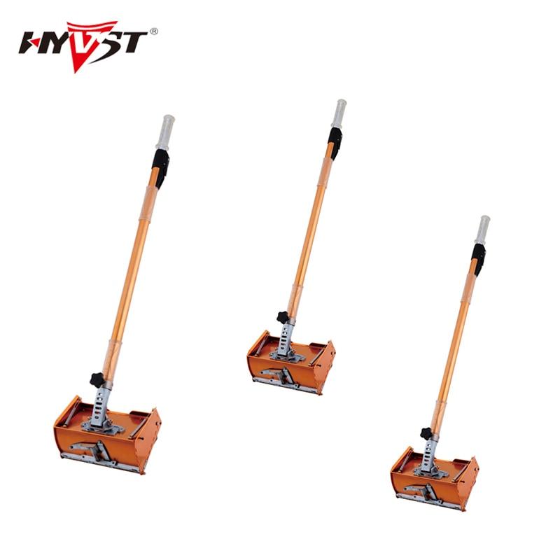 HYVST Drywall Master Tools Plastering Flat Box Practical Drywall Taping Tools Plaster Box PH-10 drywall smoothing tool