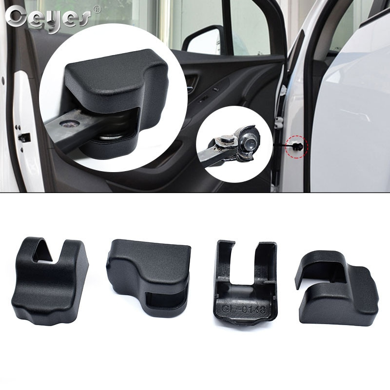 Ceyes, автомобильный стиль, ограничитель для двери, ограничитель для рук, крышка для Chevrolet Aveo Sonic Holden Barina 2012 Cruze Trax Lacetti Captiva