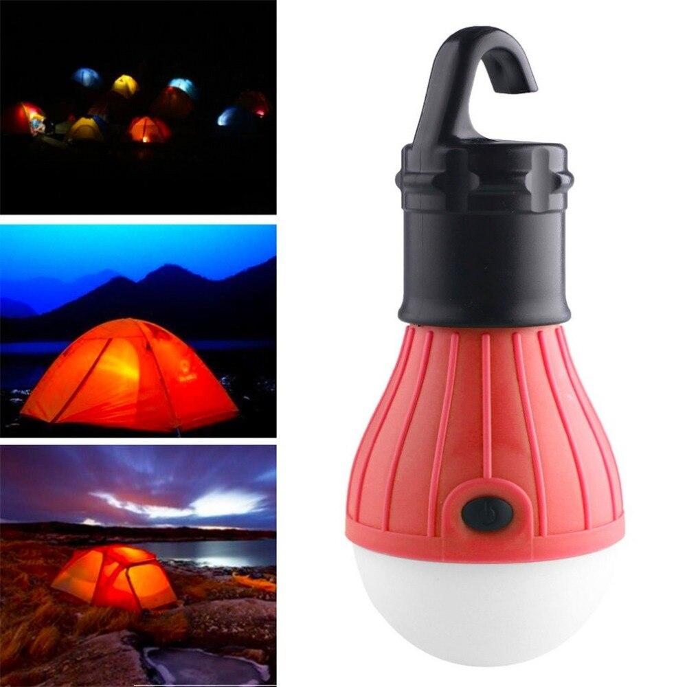 Lámpara LED de trabajo para acampar al aire libre multifuncional, prueba de agua de emergencia a lámpara portátil, linterna para acampar, gran oferta
