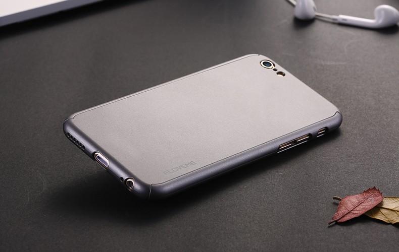 Floveme 6 s 7 plus armor screen protector 360 stopni case dla iphone 7 6 6 s dla iphone 6 6s 7 plus full chroń odporny na wstrząsy pokrywa 21
