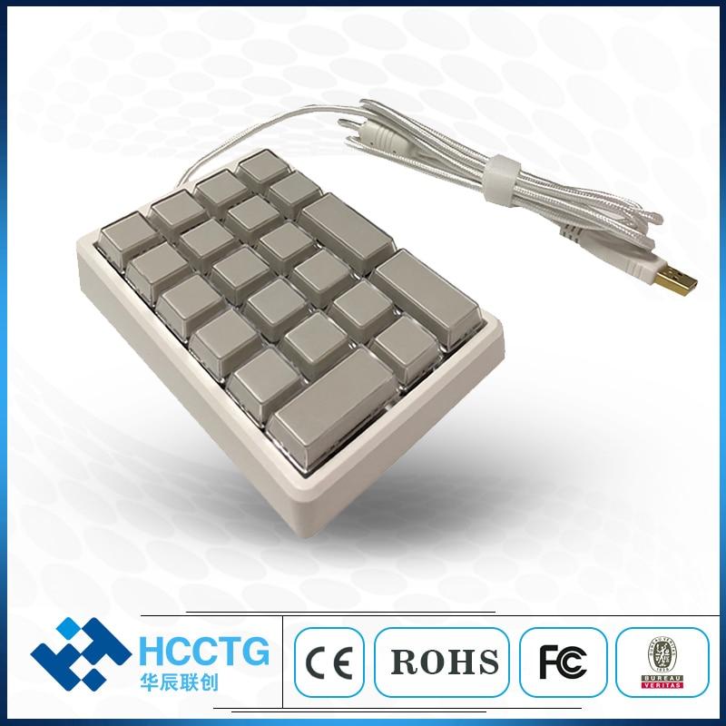 Chaves USB Programável POS PIN Pad Com 3 21 KB21UN Fechadura Eletrônica