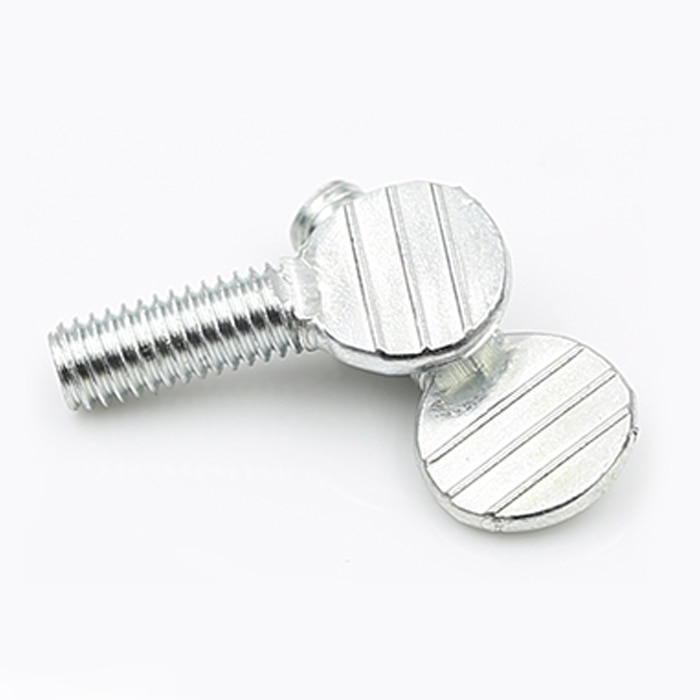 10pcs M10 carbon steel thumb screws bolt home decoration bolts hand screw length 30mm-35mm