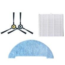 Sponge Filter Side Brush Rag For Ilife X750 V8S V80 V8 Vacuum Cleaner Accessories Household