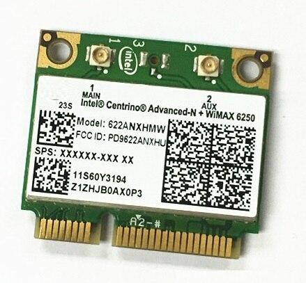 SSEA Großhandel Für Intel Centrino Advanced-n + WiMAX 6250 ANX 622 ANXHMW hälfte Mini-pci-e für LENOVO Thinkpad FRU 60Y3194 60Y3195