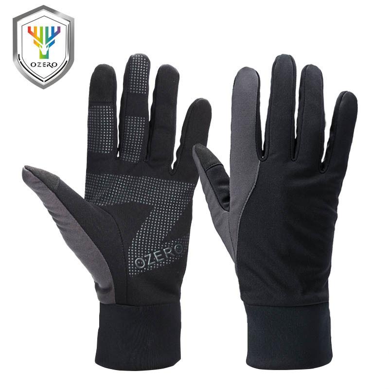 Guantes de Moto Ozero, guantes de Moto resistentes al agua con pantalla táctil, guantes de Moto de motociclista para carreras al aire libre, cálidos guantes de Moto deportiva para mujer y hombre 9002