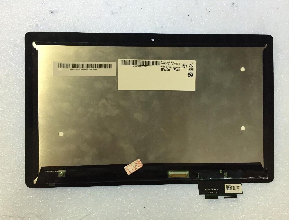 5 uds reemplazo nueva pantalla LCD montaje de pantalla táctil para Acer Iconia Tab W700 B116HAT03.1