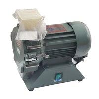 220V FZ102 Micro Plant Shredder Grain Herbal Milling Machine Soil Pulverizer Laboratory Plant Sample Grinding Machine 1400rpm Y
