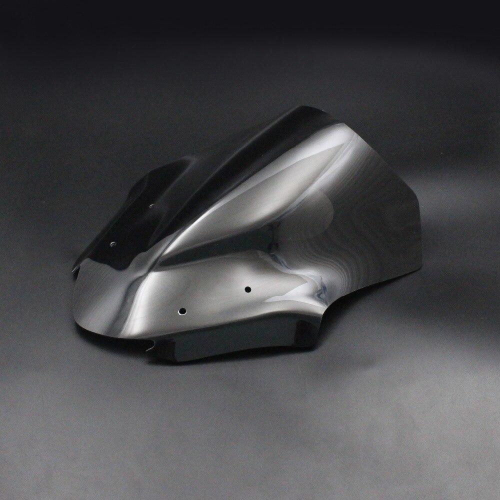 قطع غيار الدراجات النارية واقي الزجاج الأمامي للزجاج الامامي للدراجة النارية KAWASAKI Z900 2017 2018