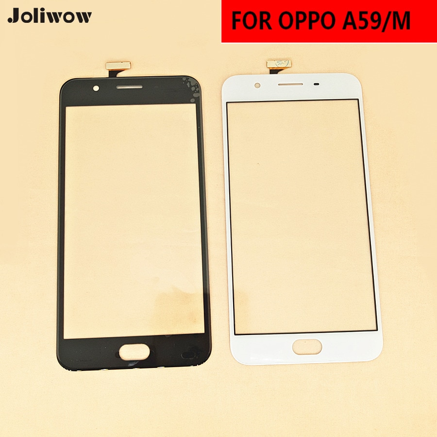 For OPPO A59 A59M  Touch Screen Glass Digitizer Sensor Touchpad Replacement Front Glass Touch Panel Touch Sensor