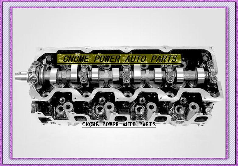 909 de 153 3L montaje completo de cabezal del cilindro para TOYOTA Hilux TOYOTA 4 Runner Hola-Ace LandCruiser Dyna 150 2.8L 11101-54130, 11101-54131