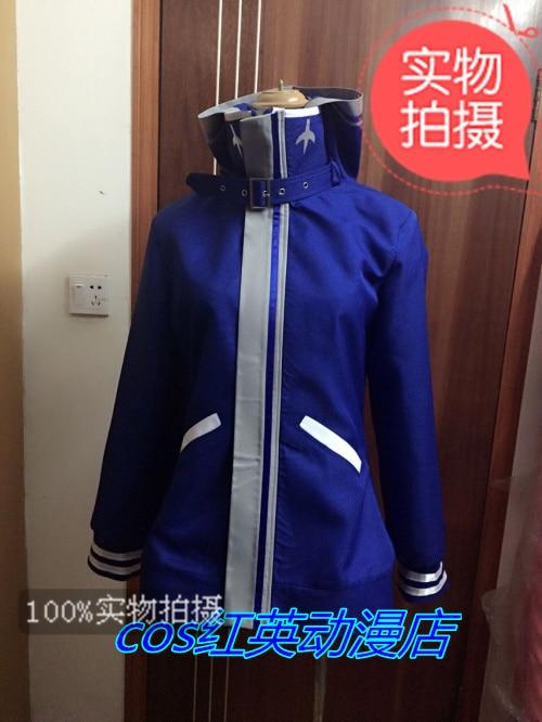 Conjunto de estrellas Anime juego porque Tsukinaga Leo Lea de Halloween cosplay hombre mujer porque solo abrigo top de cosplay chaqueta abrigo