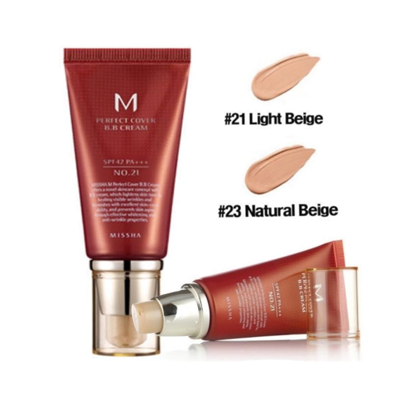 BB Cream Pa + + + 50 мл, корейская косметика, основа для макияжа, отбеливающие кремы, крем для лица, улитка