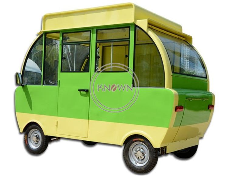 Estilo lindo camioneta para el servicio de comidas y café de comida móvil carro kiosco para alimentos remolque vending carro