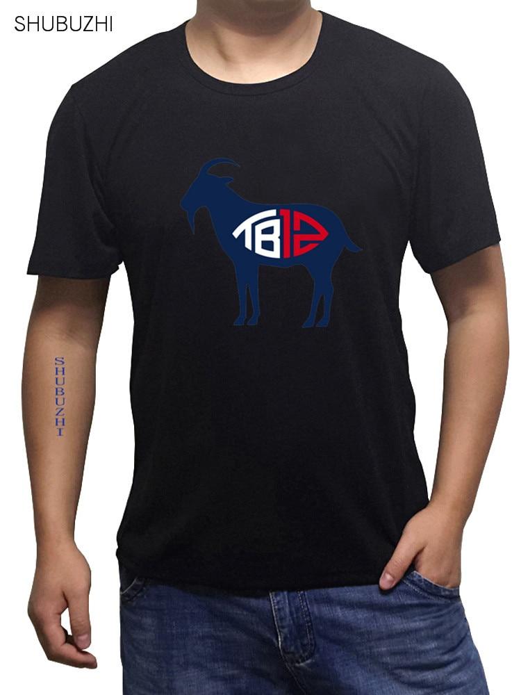plus size Men T-Shirt Loo Show Tiky New England #12 I Love Tom Brady TB12 Adult Casual Men Tee shubuzhi euro size sbz191