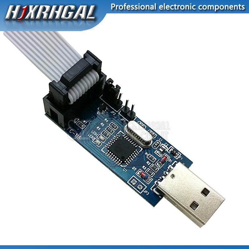 1 шт. YS-38 USB ISP программист для ATMEL AVR ATMega ATTiny 51 AVR плата ISP Новый hjxrhgal