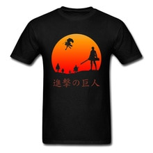 Femme japonaise attaque sur Titan T-Shirt Shingeki No Kyojin EREN SHIKISHIMA t-shirts Jurassic Park Titan T-Shirt hommes licorne pâques