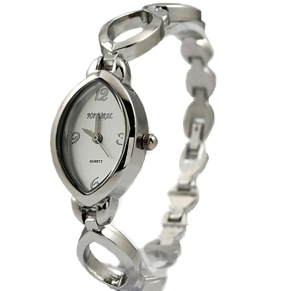 Movimento de Quartzo Relógios de Pulso Clássico Miyota Senhora Prata Senhoras Natural Magro Pulseira Relógio Fw762a 2035