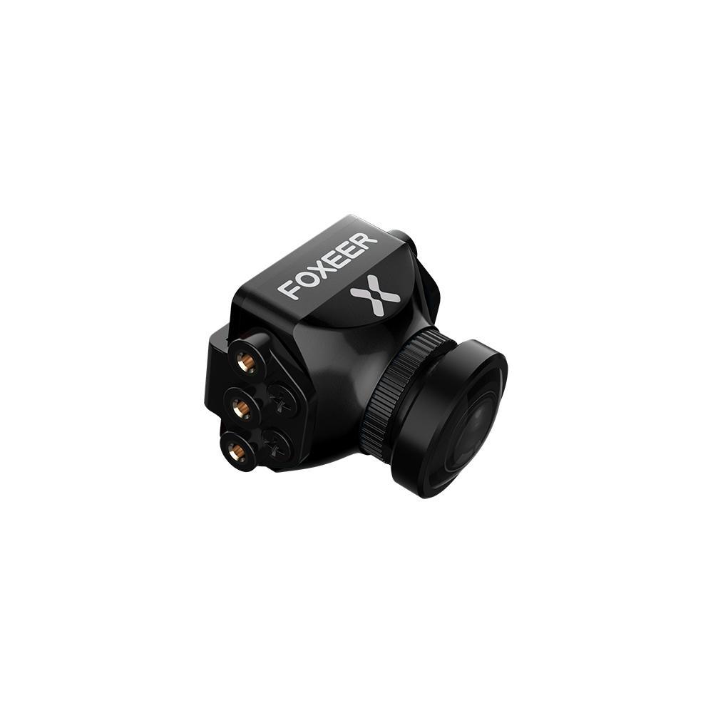 Atualizado foxeer falkor 1200tvl 1/3 cmos mini/tamanho completo fpv câmera 169/43 pal/ntsc switchable gwdr para rc fpv racing drone
