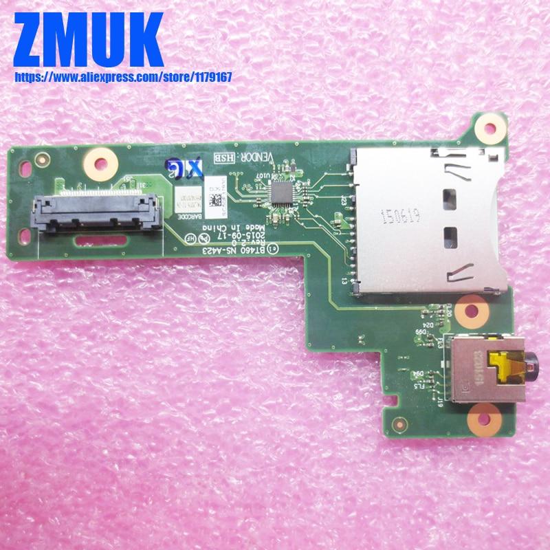 بطاقة SD / Audio لجهاز Lenovo Thinkpad T460S T470S Series ، P/N 00JT984 01ER082 01ER384 00UR952 01LV497 00JT983