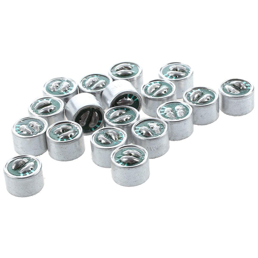 Ventas 5x18 piezas Mini cápsula Electret mic condensador miniphone