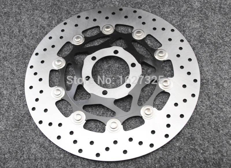 Nuevos rotores de freno de disco trasero para motocicleta YAMAHA FZR 600 R 89-95/FZS 600 Fazer 98-03 Universel