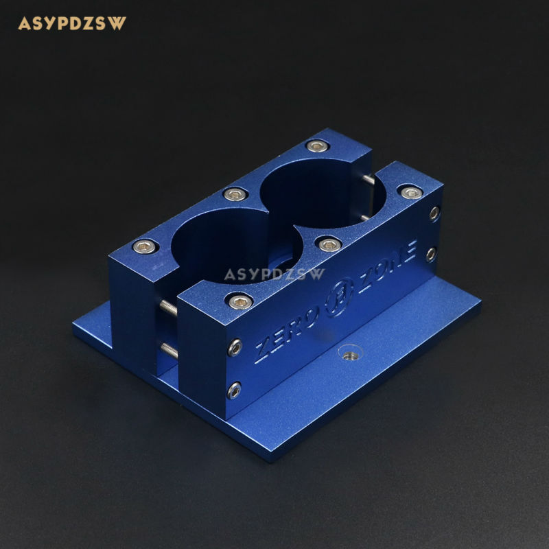 Enchufe estándar de aluminio HIFI de EE. UU. Con clip fijo, Base en Italia ART, 2 asientos, amplificador, fuente de alimentación, enchufe de pared, bloque estable 86 versión