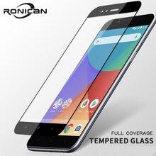 2.5D полное покрытие закаленное стекло для Xiaomi Redmi 5 Plus 5A Mi A1 6 Mi5X Mi6 Mi5S Mi5C Mi5 S Plus Защитная пленка для экрана