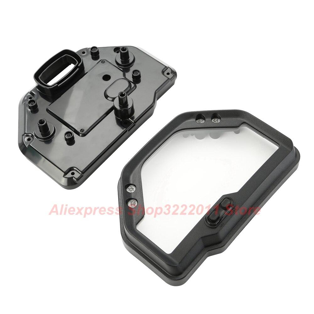 Cubierta de plástico ABS para velocímetro Honda CBR600RR 2003 2004 2005 2006 tacómetro